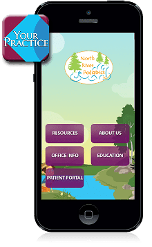 North River Pediatrics Mobile App
